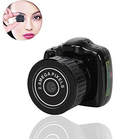 szwanhuixing newly Mini Hidden Spy Camera Portable Digital Video Recorder