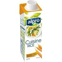 Alpro Reis-Kochcreme Cuisine, 250 ml