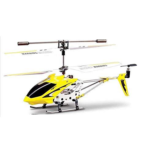 ELVVT Original S107G 3.5CH Aleación de Metal RC helicóptero con Radi
