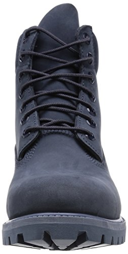 Mens Timberland Mens 6 Inch Premium Boots in Blue – UK 7