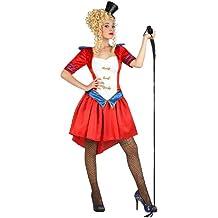 Atosa - Disfraz de circo para mujer, talla M/L (22978)