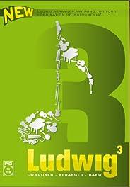 LUDWIG 3: Composer - Arranger - Band. The PC Music Program