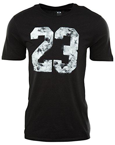 Nike JORDAN 23 DREAMS TEE - Maglietta, Nero, L,