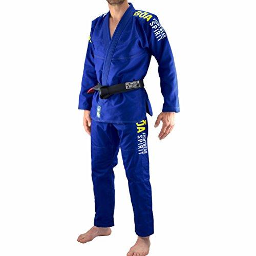 Bõa BJJ GI Tudo Bem Blue 2.0, Kimonos (Brazilian Jiu Jitsu) Hombre, Azul, A0