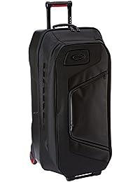 Oakley Motion 92537 - Maleta con ruedas (115 L), color negro