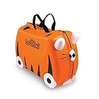 La prima valigia cavalcabile al mondo!----------------------------------------Con la valigia cavalcabile Trunki il viaggio con i piccoli avventurieri di casa non è mai stato così facile! La vacanza comincia dalla preparazione e nella loro val...