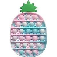 Blesser Pop Fidget Toy Pas Cher, Push Bubble Pop Jeux Jouet Sensoriel Anti Stress Enfan TDAH Adulte Objet Satisfaisant…