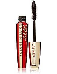 L'Oréal Paris Volume Million Lashes Excess Mascara, schwarz - Wimperntusche für exzessive Definition und exzessives Volumen - 1er Pack (1 x 9 ml)