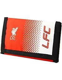 Liverpool FC Football Team Fade Touch Fasten Wallet