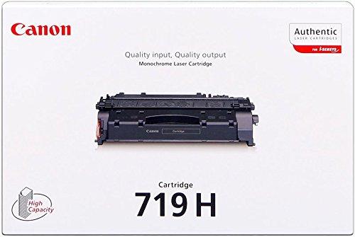 Preisvergleich Produktbild Canon 3480B002 Toner Cartridge 719 H BK, schwarz