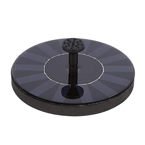 Features:Energy saving and Eco-friendly, powered by solar, no battery or wire neededThe pump will start automatically in 3 seconds when sufficient sunlight gained.High flexibility and no need to install the pump, convenient to use.Four Kinds of nozzl...