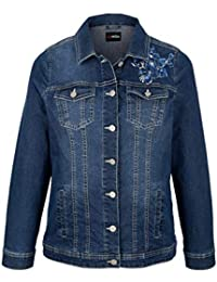 Suchergebnis auf Amazon.de für  Jeansjacke mit Applikationen - Damen ... 38e499e7ba
