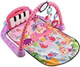 Fisher-Price Kick und Play Piano Gym, Pink CustomerPackageType: Frustfreie Verpackung Infant, Baby, Kind