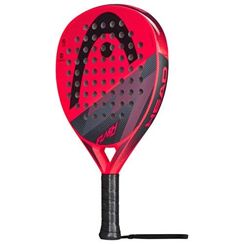 HEAD Unisex- Erwachsene Flash Pro Padel Tennis Racket, gelb, 1