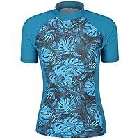 Mountain Warehouse Camiseta térmica de Manga Corta con protección Solar UV para Mujer - Camiseta térmica con protección Solar UPF50+ para Mujer, Secado rápido