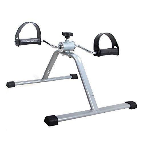 EXEFIT bicicleta ejercitador de pedal cargado para la recuperación de los brazos y las piernas bicicletas de ejercicio médico
