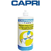 Capri CAP599990 - Lubricante para facilitar el paso de los cables en los conductos de gel de 1 L
