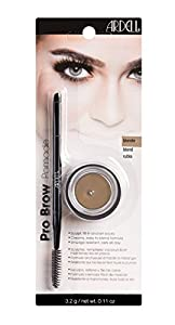 Ardell Brow Pomade with Brush, Blonde