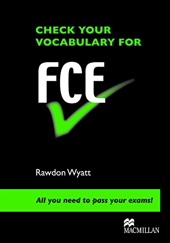 CHECK YOUR VOCABULARY for FC (Check Your Vocabulary Workbooks)