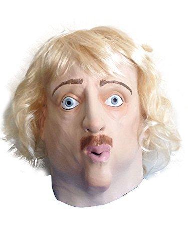 Tv Aus Kostüm Shows - Keith Lemon Latex Maske Promi-saft Kostüm Junggesellenabend TV-Show
