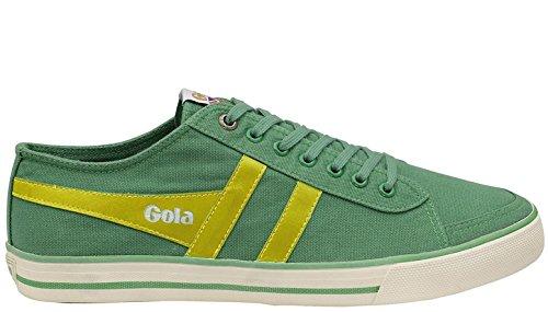 GOLA COMET GREEN/YELLOW 42