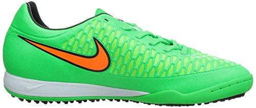 Nike Magista Onda Tf, Chaussures de Football homme Verde (Green (Psn Green/Ttl Orng/Flsh Lm/Blk 380))