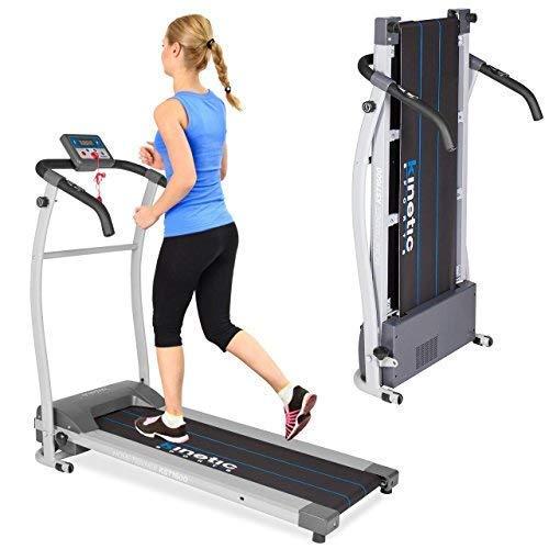 Kinetic Sports Laufband mit Trainingscomputer, Zusammenklappbar
