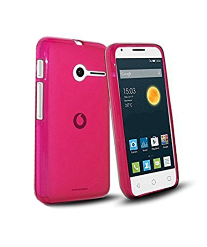 tbocr-vodafone-smart-first-6-vf695-pink-ultra-thin-tpu-silicone-gel-case-cover-soft-jelly-rubber-ski