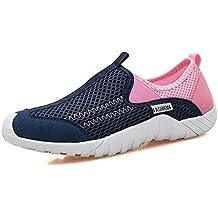 Adulte mixte chaussure de sport mocassin loafers chaussure de course running jogging sneakers pour amoureux fitness légère respirant