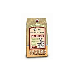 James Wellbeloved Adult Small Breed Turkey and Rice Dry Mix 1.5 kg by James Wellbeloved