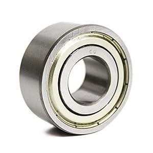 Cuscinetto a sfera 6082Z (8X 22X 7mm)/DIN 625-Confezione da 1con 7palle di precisione G10/608Z/608ZZ