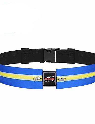 ZXC/Personal Fitness Sport Reiten Taschen Taschen Reflektierende Reißverschluss Blau
