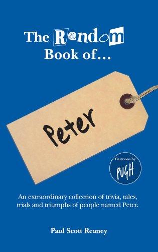 The Random Book of... Peter (English Edition) - Random Stripe