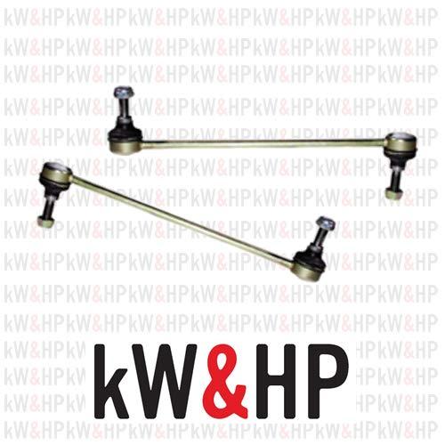 Coppia biellette Asta/Puntone, barra stabilizzatrice dx/sx kW&HP (KWCC0063)