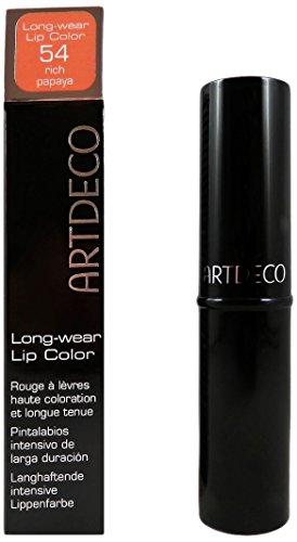 Artdeco Long-wear Lip Color, Farbe Nr. 54, rich papaya, 1er Pack (1 x 1 Stück) - Lippen Long Wear Lip Color
