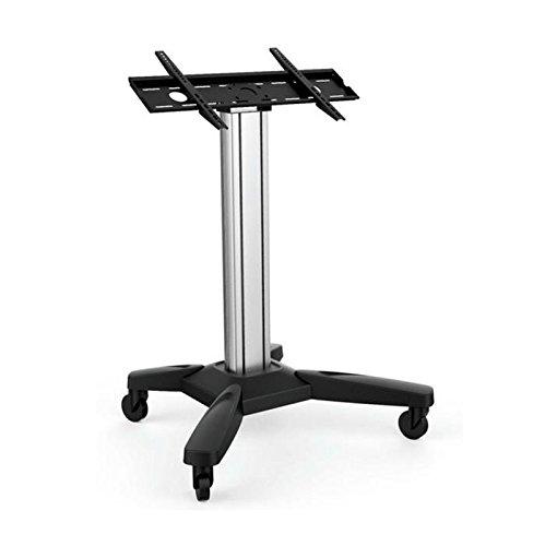 KIMEX 030-5006 Support mobile pour écran plat LCD/ LED 37-70'' Hauteur 110 cm