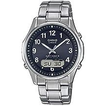 3026c6cb48a6 CASIO Reloj Analógico para Hombre de Cuarzo con Correa en Titanio  LCW-M100TSE-1A2ER