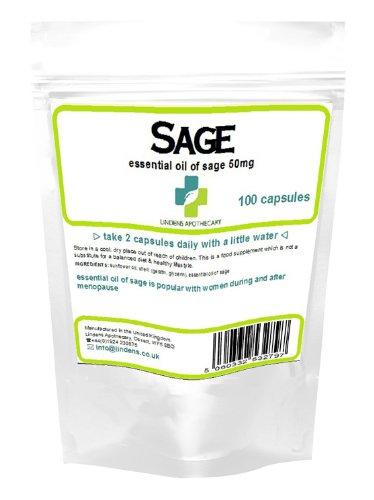 sage-essential-oil-caps-50mg-100-capsules