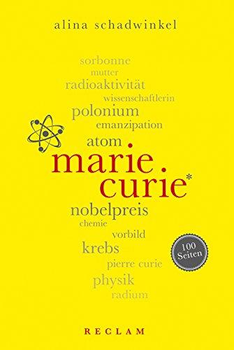 marie-curie-100-seiten-reclam-100-seiten-german-edition