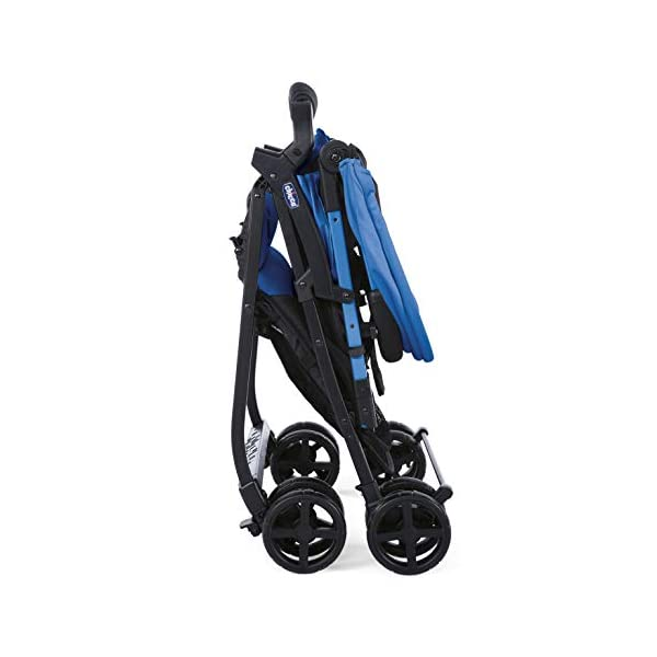 chilj| # Chicco Chicco Ohlala-Buggy Lightweight and Compact, 3.8kg, Blue (Power Blue)-Buggy Ultra-Compact, colorpower Blue Chicco  5