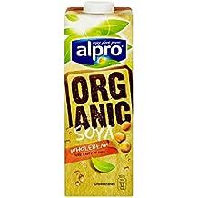 Alpro Longlife Orgánicos De Soja Sin Azúcar 1 Litro De Leche Alternativos