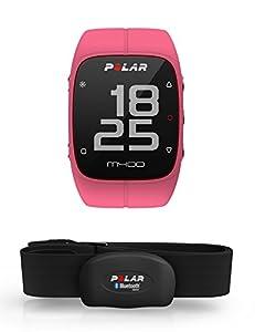Polar M400 GPS-Laufuhr, pink, 90061177