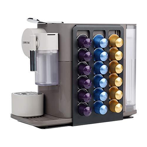 U-CAP Premium, Portacapsule /Distributore di capsule per Nespresso LATTISSIMA ONE