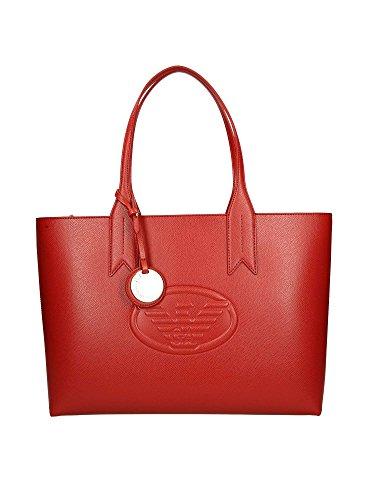 Emporio Armani Logo Shopping Femme Handbag