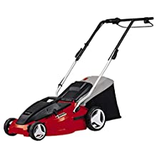 Einhell GC-EM 1536 1500 W Electric Rotary Lawnmower with 36 cm Cutting Width - Red