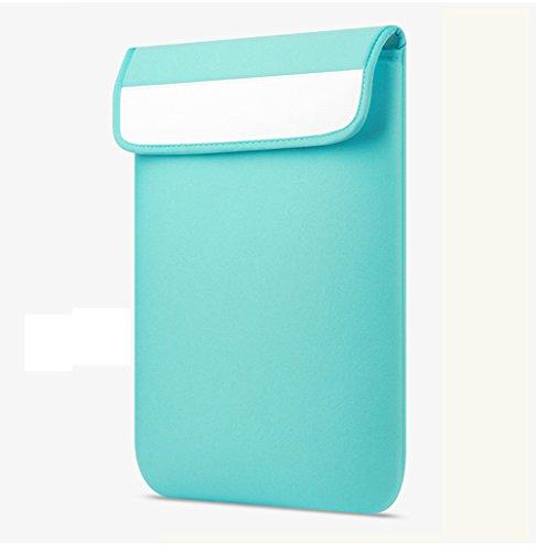 YiJee Sleeve per Laptop Impermeabile Custodia di Borsa per Portatile Caso Protettiva 14 Pollice Verde 2