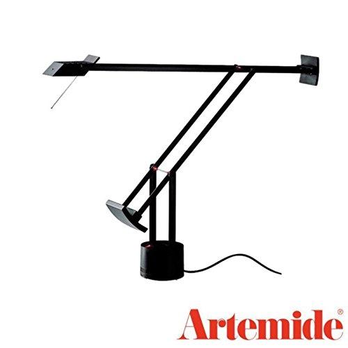 Artemide Tizio Leuchte 35 schwarz, Höhe max 100 Länge 65 cm -