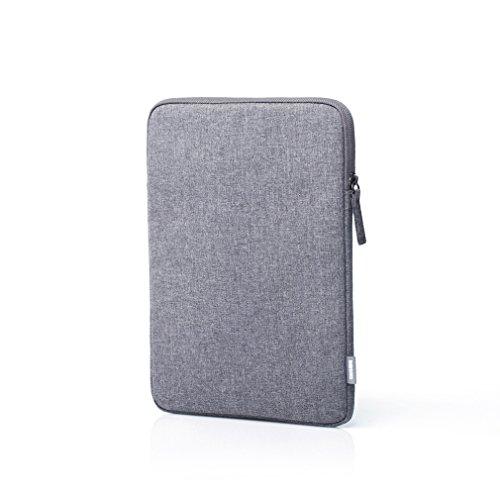 Caison Schutzhülle, Tasche für iPad iOS, Android, Windows, Fire OS Tablets, wasserdicht, tragbar grau 20,3 cm (8 Zoll)
