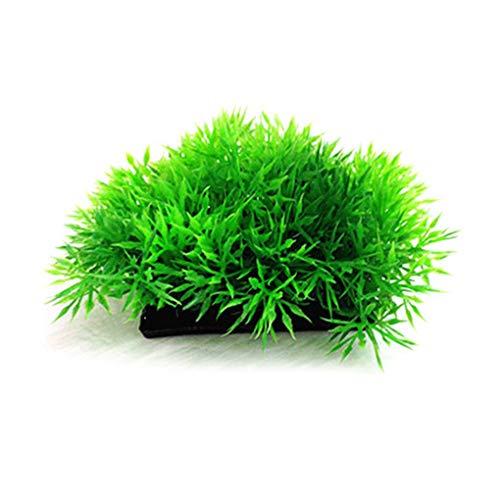 muliertes Wasser Gras Künstliche Pflanzen Aquarium Gefälschte Wasserpflanzen Aquarium Ornament Landschaft Dekor ()