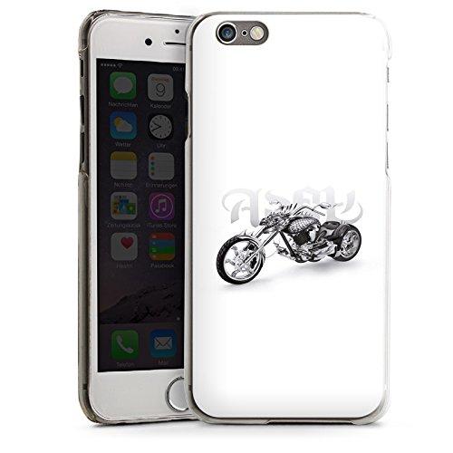 Apple iPhone 5s Housse étui coque protection Moto CasDur transparent